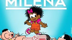Milena: estreia personagem negra da Turma da Mônica que ama animais 215
