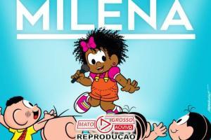 Milena: estreia personagem negra da Turma da Mônica que ama animais 83