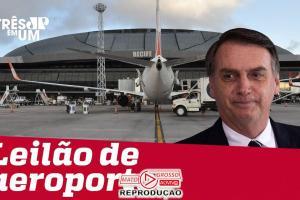 Bolsonaro anuncia 72 milhões de investimentos para aquisição do aeroporto de Alta Floresta 84