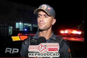Major Costa e Castro é preso em Cuiabá por fazer ameaças a promotor de justiça da Capital 68