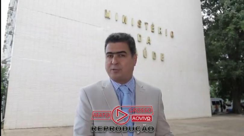 Emanuel Pinheiro cancela festa de 300 anos