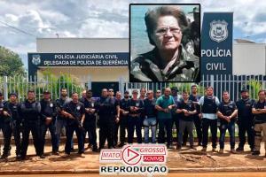 Suspeitos do latrocínio da investigadora Márcia Régia são capturados em operação conjunta da Polícia Civil de 5 cidades 88