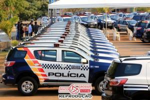 Por falta de pagamento, cartões do governo que liberam abastecimento de viaturas da polícia são bloqueados 82