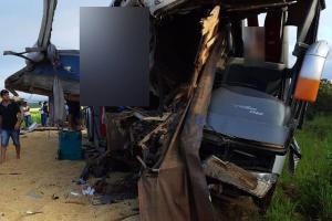 Vítimas fatais do acidente de ônibus com carreta entre Vilhena e Comodoro são identificadas 65