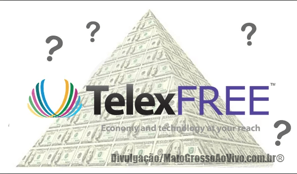 PIRÂMIDE FINANCEIRA   TELEXFREE é condenada a pagar 39 mil a ex-investidora de Várzea Grande/MT 61