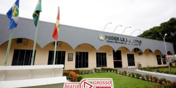Após 45 dias de recesso, vereadores de Alta Floresta retomam atividades nesta Sexta (07/01), em pleno ano eleitoral 27