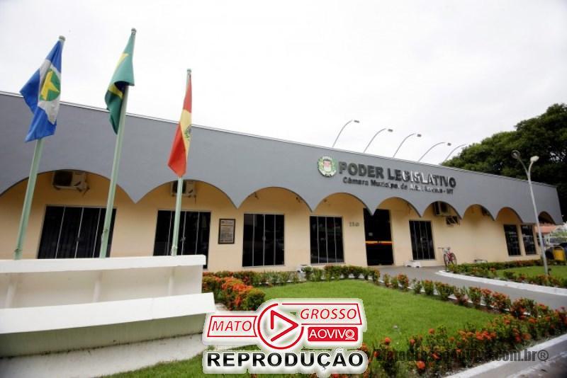 Após 45 dias de recesso, vereadores de Alta Floresta retomam atividades nesta Sexta (07/01), em pleno ano eleitoral 57