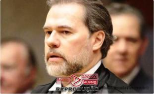 Dias toffoli defende deputados