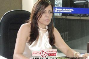 Vereadora de Alta Floresta formaliza denúncias no MP contra prefeito por omissões e descasos com a saúde 57