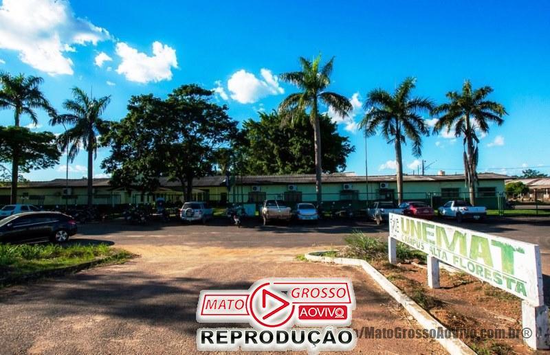 UNEMAT de Alta Floresta e mais 17 cidades de Mato Grosso farão vestibular neste Domingo para 17 mil inscritos em 72 cursos superiores 65