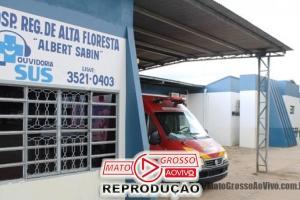 Comissão de Saúde da Assembleia fez visita técnica ao Hospital Regional de Alta Floresta e Colíder, nesta sexta (23) 68