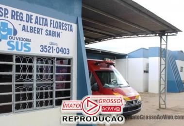 Diretora do Hospital Regional de Alta Floresta afirma que UTI´s estarão em funcionamento a partir de Fevereiro 62