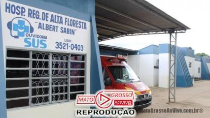 Comissão de Saúde da Assembleia fez visita técnica ao Hospital Regional de Alta Floresta e Colíder, nesta sexta (23) 3