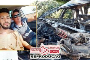 Mortos em acidente da MT 208 são identificados e estavam em Paranaíta executando serviço de decoração 57