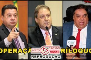 Justiça Comum | Sem foro privilegiado Romoaldo, Fabris e Savi serão agora alvos de investigação na 1ª Instância 83