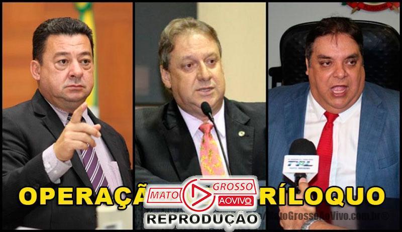 Justiça Comum | Sem foro privilegiado Romoaldo, Fabris e Savi serão agora alvos de investigação na 1ª Instância 65