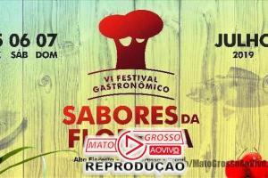 Gastronomia e cultura é a grande promessa do Festival Sabores da Floresta que começa nesta sexta em Alta Floresta 67