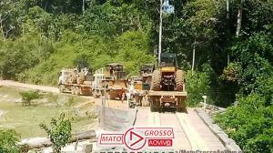 Maquinários apreendidos pelo IBAMA em madeireiras clandestinas serão doados a Alta Floresta, Colniza e Cotriguaçú 133