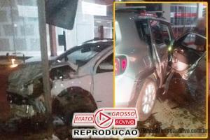 Após acidente gravíssimo, sogra do prefeito de Alta Floresta é encaminhada para UTI em Cuiabá 91