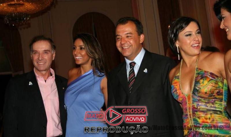 Segundo Blog, Adriana Ancelmo, mulher de Sérgio Cabral estaria tendo um caso com outro homem 66