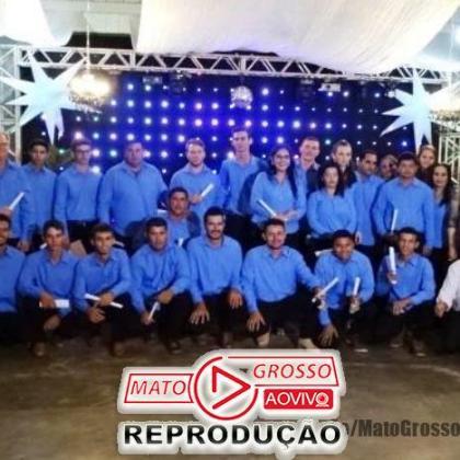 Alta Floresta tem novos técnicos formados em Agropecuária pela Escola Técnica Estadual 393
