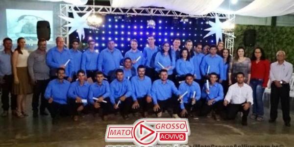 Alta Floresta tem novos técnicos formados em Agropecuária pela Escola Técnica Estadual 21