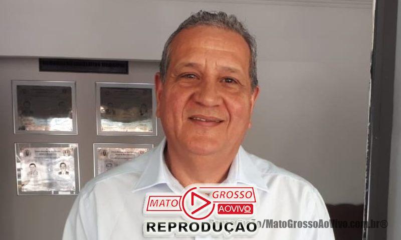 Câmara Municipal de Alta Floresta dará posse hoje (29/08), a Reinaldo de Souza (Lau), o substituto de Elói Crestani 63