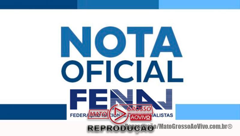 """FENAJ emite Nota de Repúdio e denuncia ameaças sofridas por jornalista do Pará que publicou sobre o """"Dia do fogo"""" 47"""