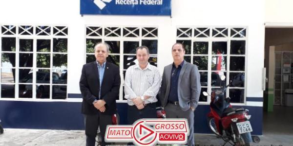 Receita Federal de Alta Floresta passa a funcionar em sala anexa a Secretaria de Educação 21