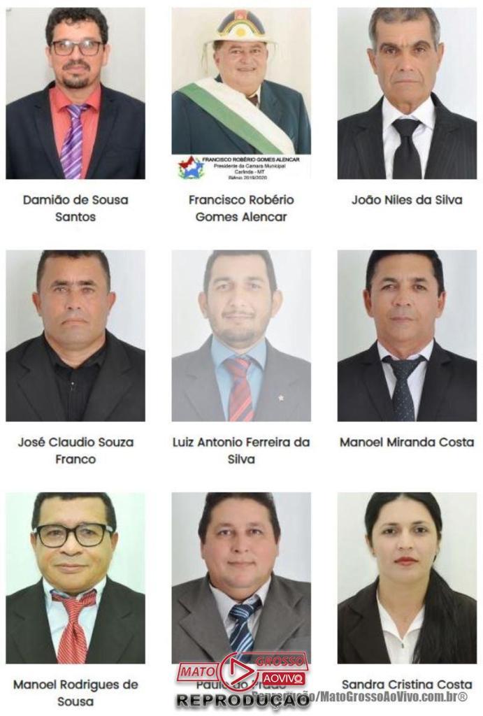 """Presidente da Câmara de Carlinda capota veículo oficial omite da população e é """"acobertado"""" pelos demais vereadores 49"""
