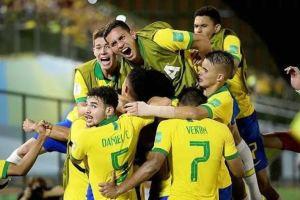 Brasil Sub-17 é Tetra Campeão Mundial em jogo emocionante de virada sobre o México 65