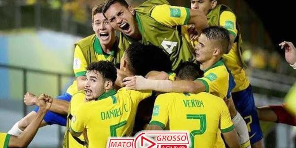 Brasil Sub-17 é Tetra Campeão Mundial em jogo emocionante de virada sobre o México 24