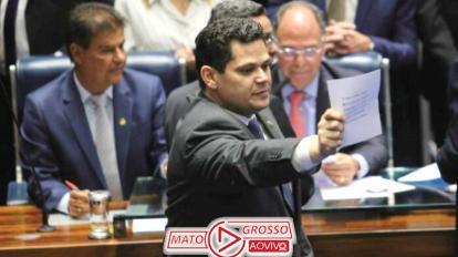 Davi Alcolumbre surpreende com proposta de renúncia coletiva em prol de nova Assembleia Nacional Constituinte 3