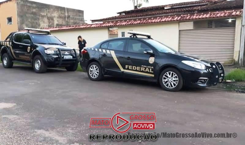 PF desarticula organização criminosa de grilagem de terra na fronteira de Mato Grosso com a Bolívia 66