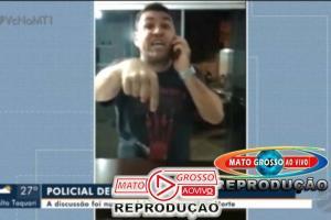 VÍDEO | Presidente da OAB de Peixoto de Azevedo invade a força delegacia de Guarantã e hostiliza investigadora 65