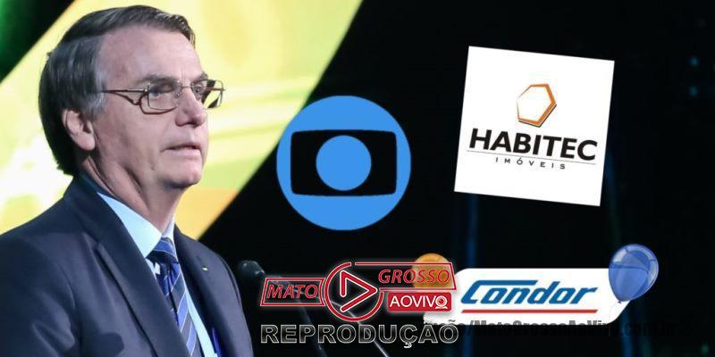 Em defesa do presidente Jair Bolsonaro, grandes empresas anunciam boicote publicitário à Rede Globo 66