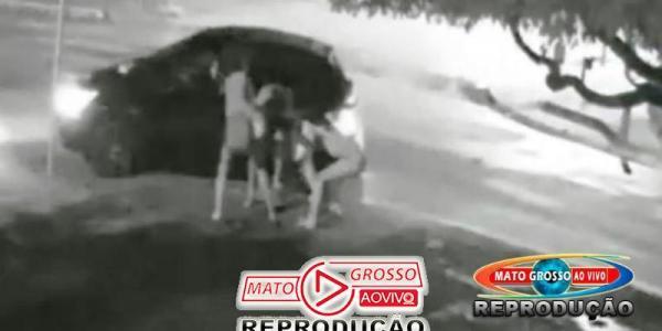 Garota de Programa é agredida violentamente por dois transsexuais durante a madrugada em Alta Floresta 34