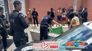 Motorista de Cuiabá faz zig zag na pista e mata criança que atravessava avenida acompanhada da mãe e irmão 121