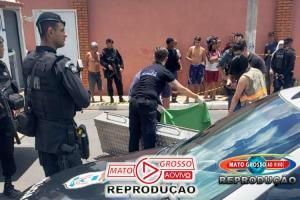 Motorista de Cuiabá faz zig zag na pista e mata criança que atravessava avenida acompanhada da mãe e irmão 75