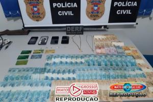 Polícia Civil prende suspeitos de aplicar golpe em venda de veículo pela internet 64