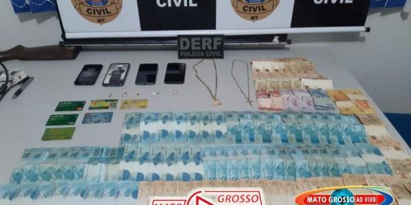 Polícia Civil prende suspeitos de aplicar golpe em venda de veículo pela internet 24