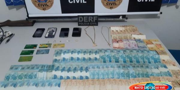 Polícia Civil prende suspeitos de aplicar golpe em venda de veículo pela internet 22