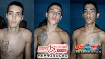 Polícia recaptura 3 dos 7 fugitivos da cadeia municipal de Alta Floresta, 4 mulheres davam suporte aos foragidos 115