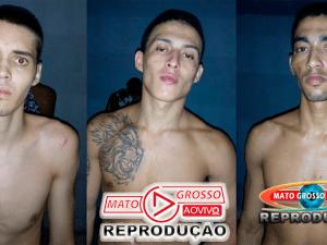 Polícia recaptura 3 dos 7 fugitivos da cadeia municipal de Alta Floresta, 4 mulheres davam suporte aos foragidos 72