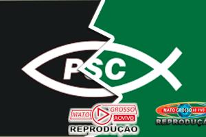 Mudança na presidência do PSC da Alta Floresta gera dissabores entre as lideranças e saídas do partido 478