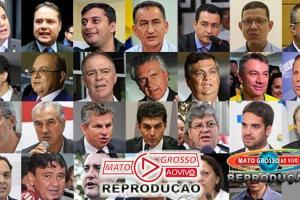 Governo do Mato Grosso está entre os de piores desempenho no ranking dos governadores em 2019 79