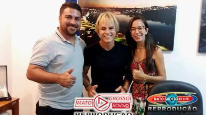 VÍDEO | Oliveira Dias visita Sergio Meneguelli, prefeito de Colatina, considerado o melhor prefeito do Brasil 12