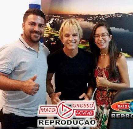 VÍDEO | Oliveira Dias visita Sergio Meneguelli, prefeito de Colatina, considerado o melhor prefeito do Brasil 186