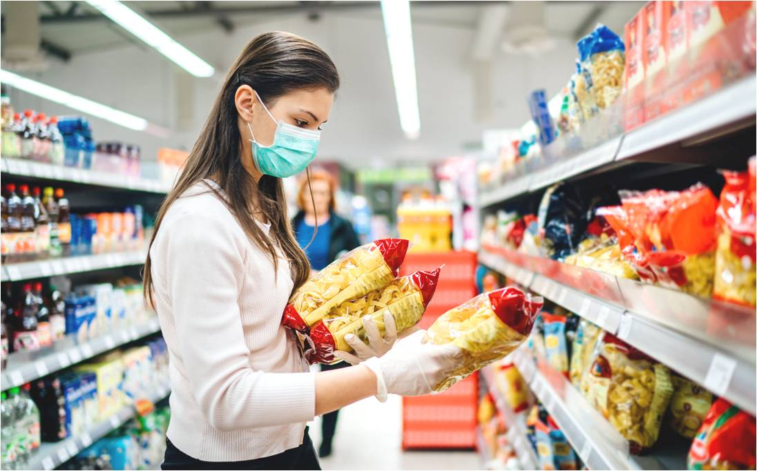 Setor supermercadista tem sofrido pressão pelo aumento de preços de produtos da cesta básica