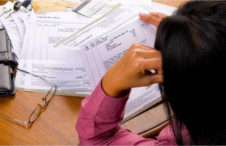 4,6 milhões de brasileiros têm dívidas superiores ao que podem pagar